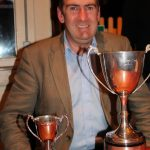 David Culliford, winner of the Summer Tournament Kooner Cup in 2012