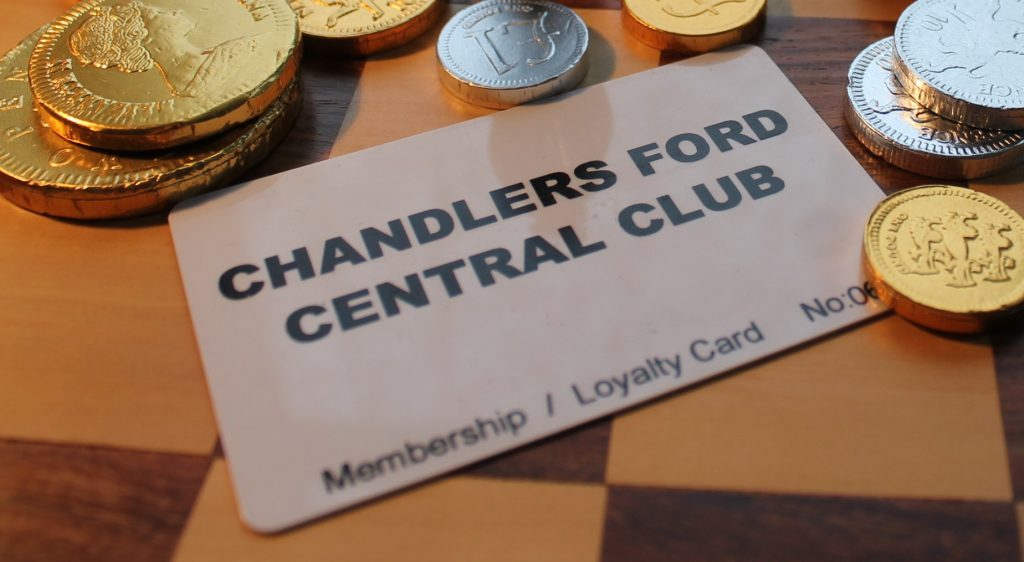 Chandlers Ford Central Club