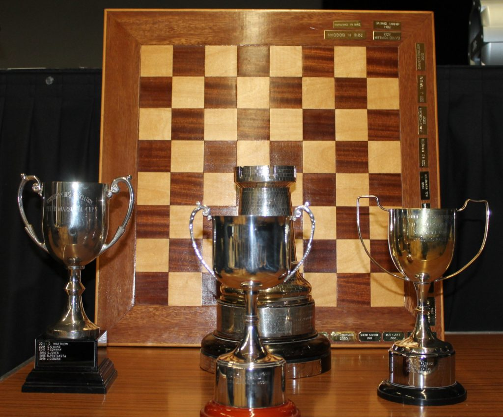 HCA Congress Trophies