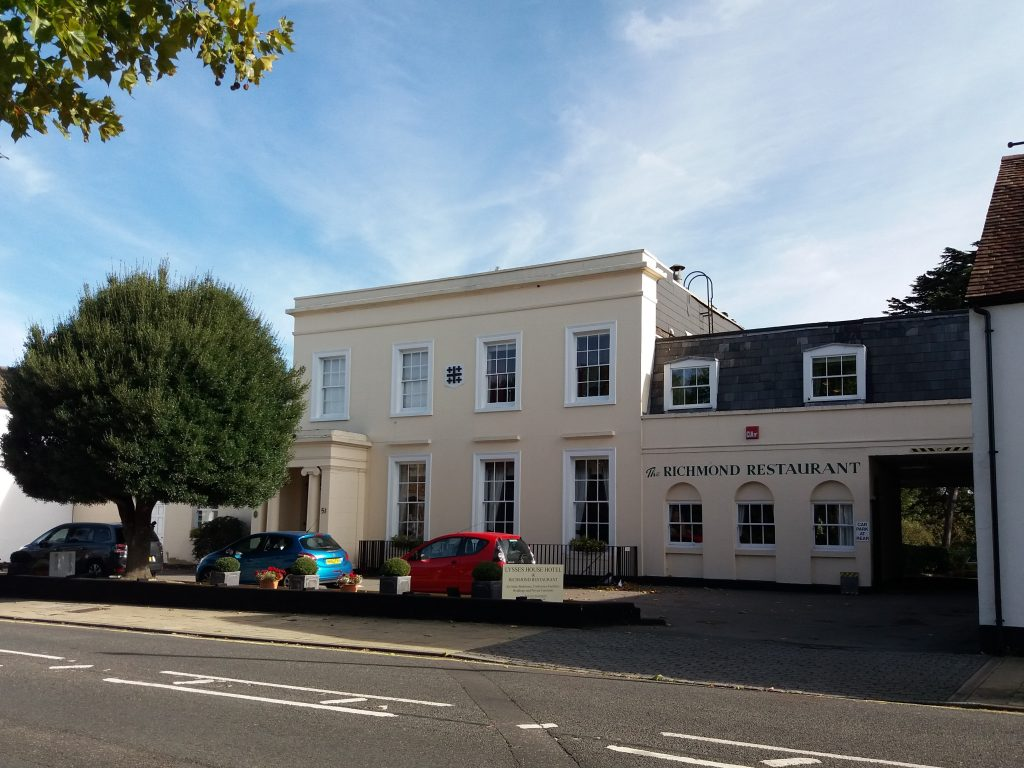 The Lysses House Hotel, Fareham