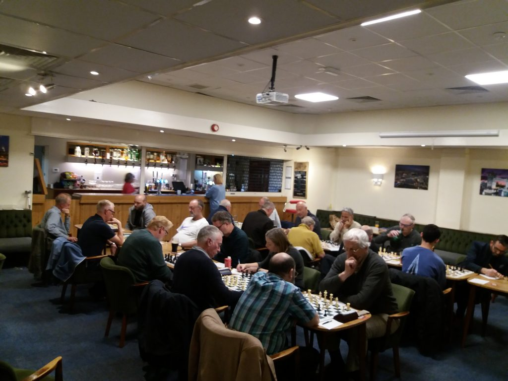 Two matches at Chandlers Ford 22 Oct 2019