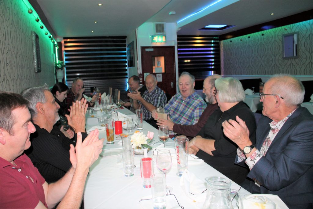 Chess Club Curry Night 12 December 2019