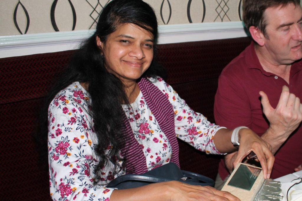 Maha Chandar, Hampshire Under 18 Team Manager