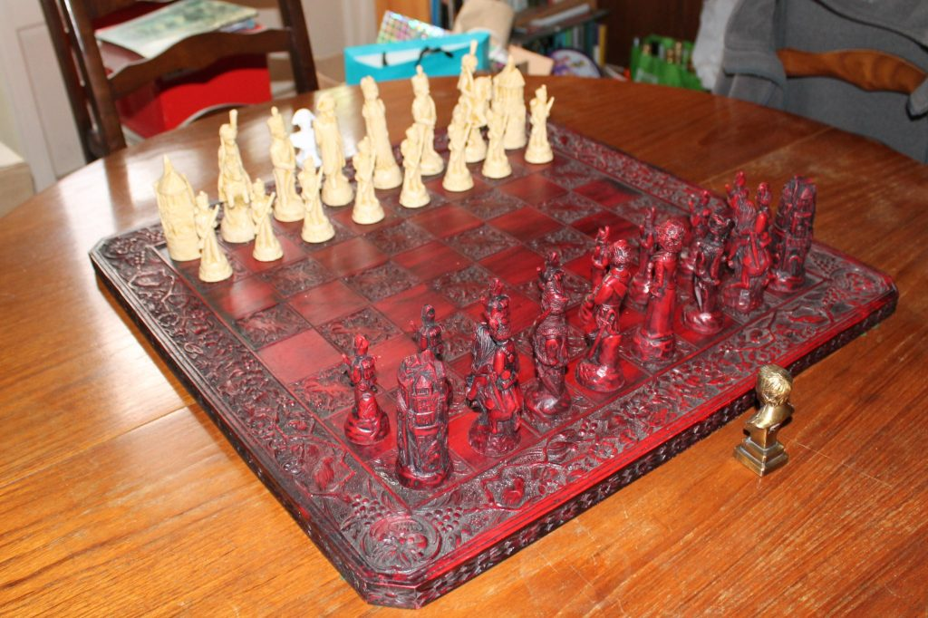 Waterloo Chess Set
