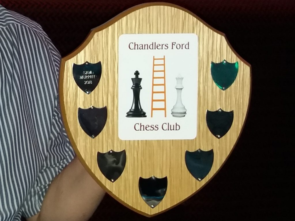 The Chandlers Ford Ladder Trophy