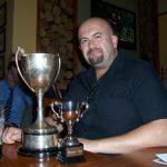 Marcus Butler, 2011 winner with Kooner Cup