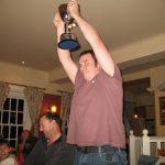 Matt Ludbrook winner of the Summer Tournament Kooner Cup 2008