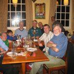 The Summer Tournament Dinner, October 2010